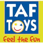 Marca TAF TOYS logo